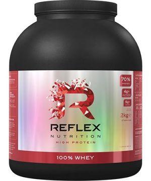 Reflex 100% Whey protein