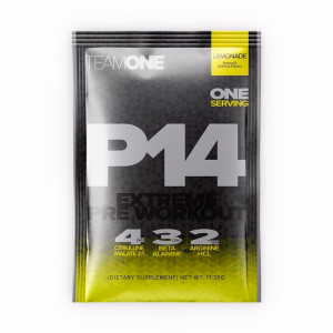 TEAM ONE P14 Extreme pre workout   (Sample)