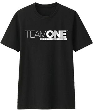 TEAM ONE t-shirt simple design