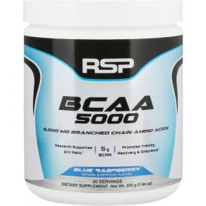 RSP BCAA 5000 Powder