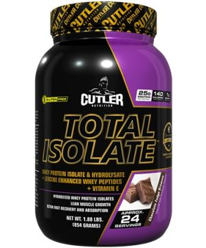 Cutler Total Isolate