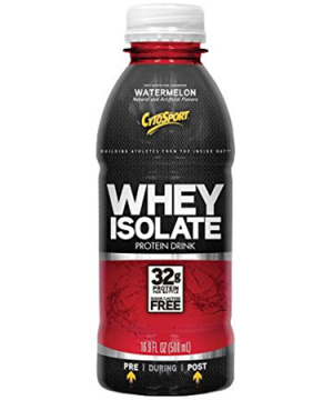 CytoSport Whey Isolate Protein Drink