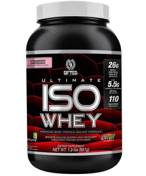Gifted Ultimate ISO Whey