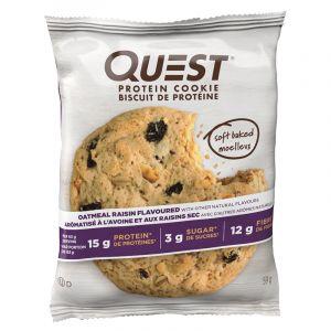 Quest protein cookies