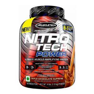 Muscle Tech Nitro-tech power