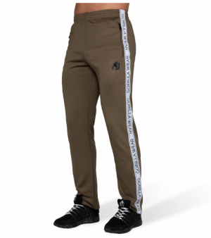 GORILLA WEAR WELLINGTON TRACK PANTS
