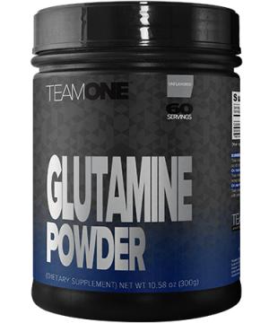 TEAM ONE GLUTAMINE POWDER