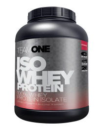 TEAM ONE ISO WHEY PROTEIN