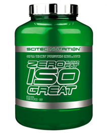 Scitec Zero Sugar/Zero Fat Isogreat