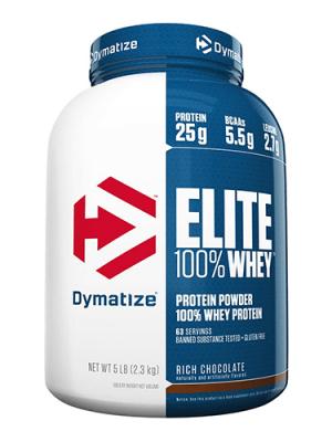 Dymatize Elite %100 WHEY Protein