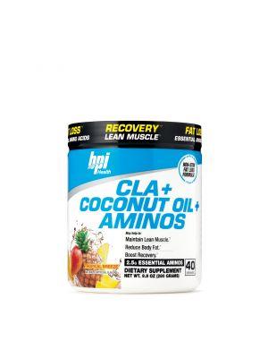 BPI CLA + Coconut Oil + Aminos