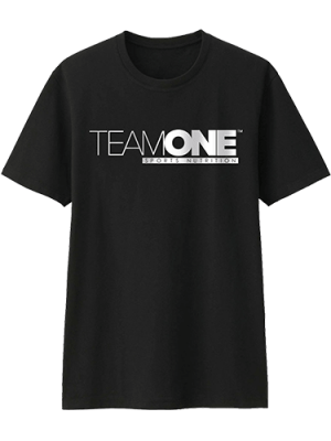 TEAM ONE t-shirt simple design