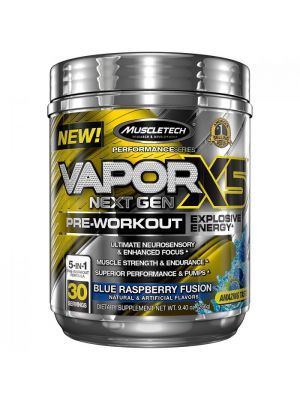 Muscle Tech Vapor x5 next gen