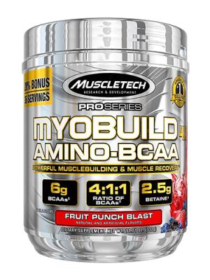 MuscleTech MYOBUILD 4X