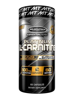 Muscle Tech Platinum 100% L-Carnitine