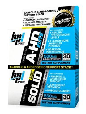 BPI A-HD ELITE™ / SOLID™