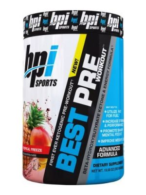 BPI BEST PRE WORKOUT™