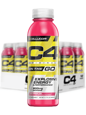 Cellucor C4 ON THE GO