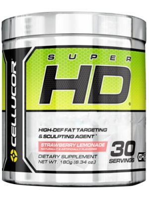 Cellucor SUPER HD POWDER