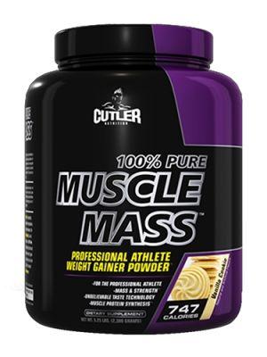 Cutler 100% Pure Muscle Mass