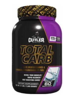 Cutler Total Carb