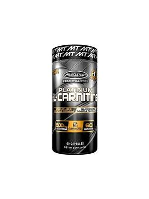 Muscle Tech Platinum 100% L-Carnitine