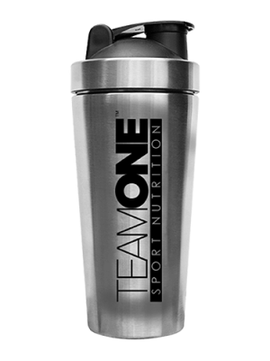 TEAMONE SHAKER STAINLESS STEEL