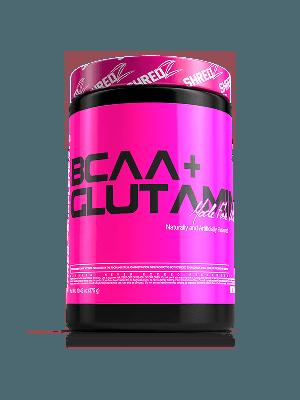 Shredz BCAA + Glutamine