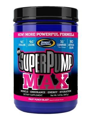 Gaspari SUPER PUMP™ MAX
