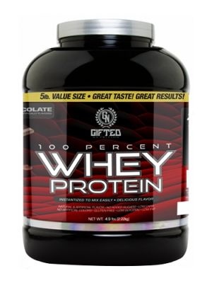 Gifted 100% Whey Protein