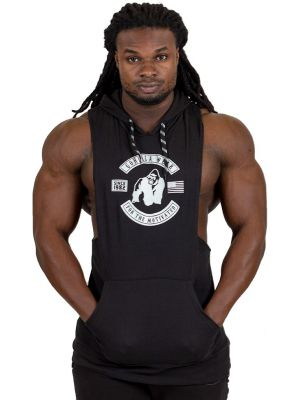 Gorilla Wear Lawrence Hooded Tank