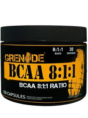 Grenade BCAA 8:1:1 RATIO