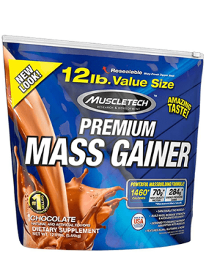 Muscle Tech Mass Gainer