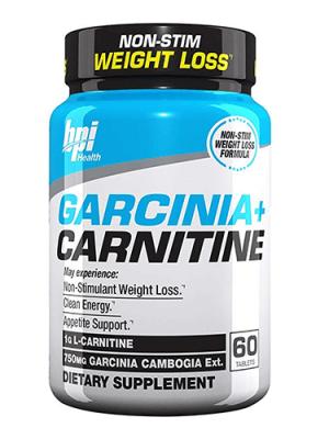 BPI Garcinia + Carnitine