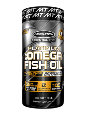 MuscleTech PLATINUM FISH OIL