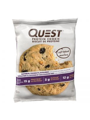 Quest protein cookies