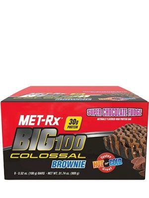 MET_RX BIG 100 COLOSSAL BROWNIE