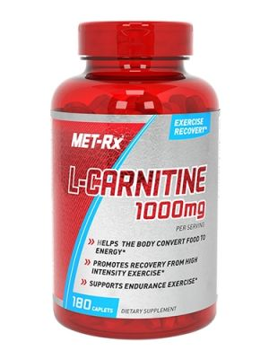 MET-Rx L-CARNITINE 1000MG