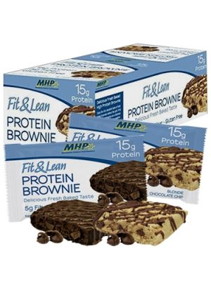 MHP Fit and Lean Protein Brownie