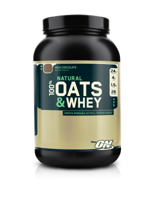 Optimum Natural 100% Oats & Whey