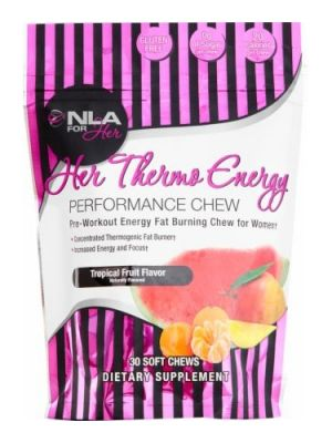 Nla for her Her Thermo Energy Chews
