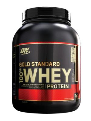 Optimum Gold standard 100% Whey