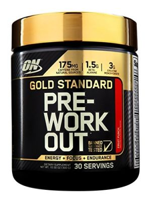 Optimum Gold Standard Pre-Workout
