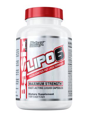 Nutrex LIPO 6 liquid capsule