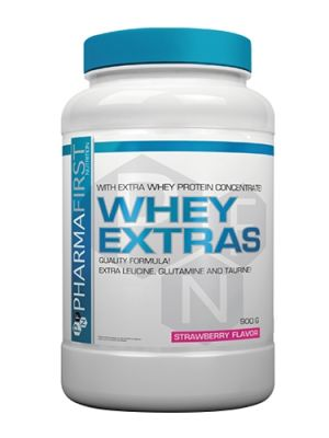 PharmaFirst WHEY EXTRAS