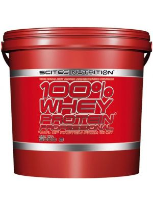 Scitec 100% Whey Professional Whey Protein 5kg