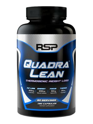 RSP QuadraLean Thermogenic