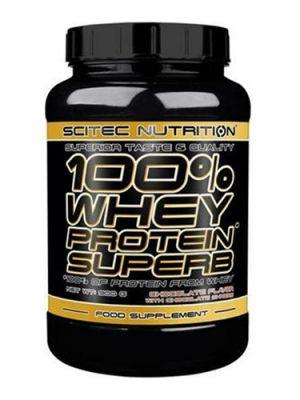 scitec 100% whey protein superb