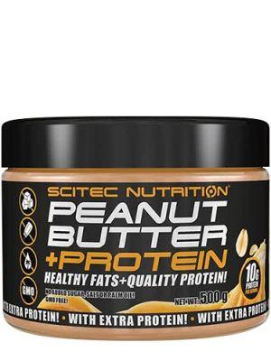 Scitec Peanut Butter + Protein