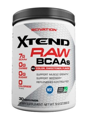 SciVation Xtend RAW